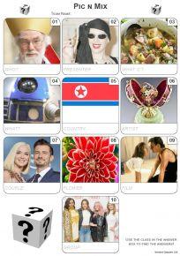 Pic 'n' Mix Mini Picture Quiz - Z3340