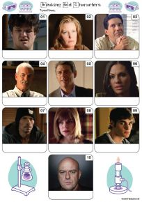 Breaking Bad Mini Picture Quiz - Z3474