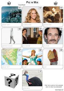 Pic 'n' Mix Mini Picture Quiz - Z3483