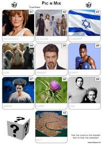 Mixed Bag Quiz Pack 2557