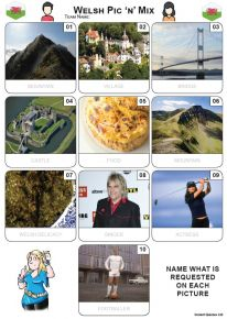 Saint David's Day Quiz Pack 4