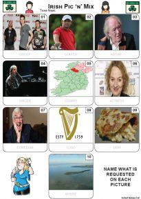 Saint Patrick's Day Quiz Pack 2
