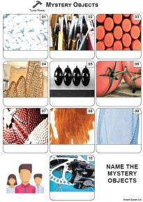 Mixed Bag Quiz Pack 2617