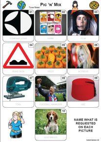 Mixed Bag Quiz Pack 2637