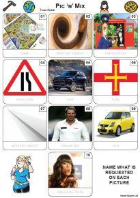 Easier Quiz Pack 2639